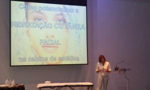 Palestrante Maria de Fátima Lima Pereira