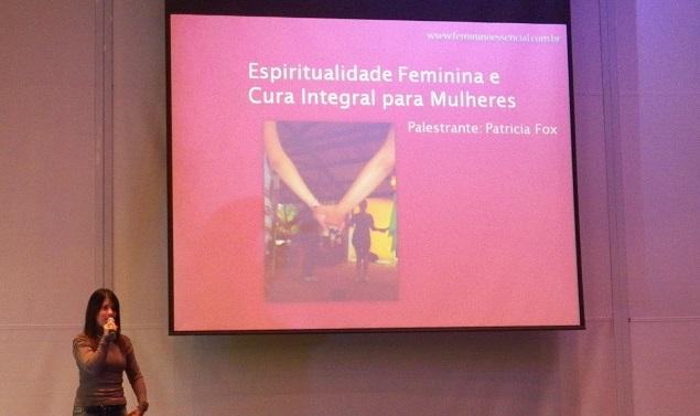 Palestrante Patrícia Fox