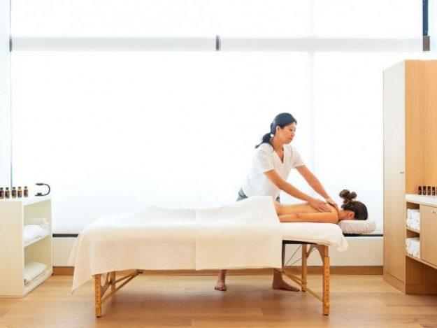 camilla masaje hidráulica