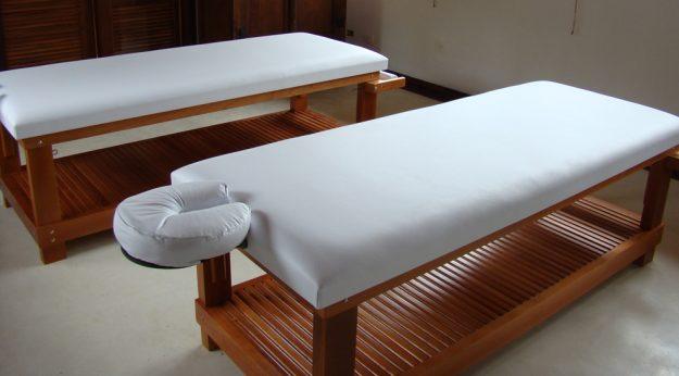 cabecero camilla masaje