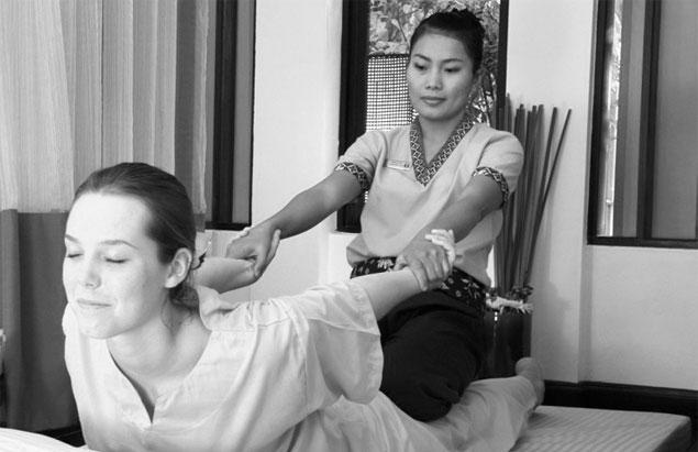 O que é Massagem Tailandesa
